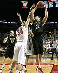 03/12/11-- Westview's Jesuit's in the 6A boys state basketball  championship at the Rose Garden in Portland, Or....Photo by Jaime Valdez......................................