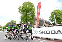 Picture by Simon Wilkinson/SWpix.com - 10/05/2018 - Cycling Tour Series Redditch - Brother Corporate Grand Prix - Skoda<br /> Skoda Dame Sarah Storey