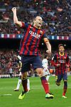 2013-11-23-FC Barcelona vs Granada CF: 4-0.