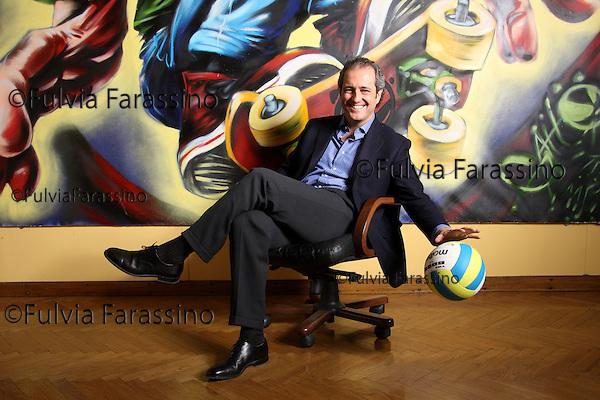 Giovanni Terzi ,ex Assessore Sport e Tempo libero, Comune di Milano,