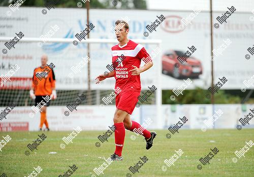 2015-08-11 / Voetbal / Seizoen 2015-2016 / VC Herentals / Davy Voorspoels<br /><br />Foto: Mpics.be
