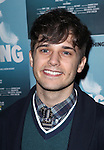 Andy Mientus attending the Off-Broadway Opening Night Performance After Party for 'Falling' at Knickerbocker Bar & Grill on October 15, 2012 in New York City.