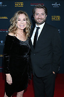 LOS ANGELES - JAN 24:  Kathie Lee Gifford and Nick Barnes at the 2020 Movieguide Awards at the Avalon Hollywood on January 24, 2020 in Los Angeles, CA