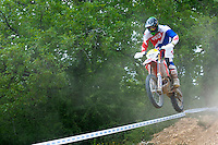 Circuit de Montignac - Les Farges, le samedi 19 avril 2014 - Quentin MONFORT