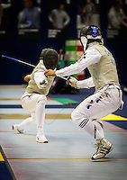 CIP World Cup Fencing 2012