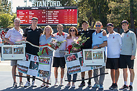 Stanford Tennis M vs Washington, April 21, 2018