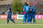 Issued by Cricket Scotland - Scotland V Afghanistan 2nd One Day International - Grange CC - Cross departs - picture by Donald MacLeod - 10.05.19 - 07702 319 738 - clanmacleod@btinternet.com - www.donald-macleod.com