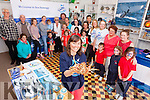 Waterville native and Marine Biologist Lucy Hunt pictured at Sea Synergy Awareness Centre open day for World Oceans Day on Monday.