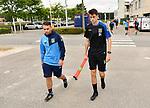 2018-06-25 / Voetbal / Seizoen 2018-2019 / Eerste training KVC Westerlo / BART GILIS en YENTL VAN GENECHTEN (21)<br /> <br /> ,Foto: Mpics