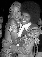 1978 FILE PHOTO<br /> New York City<br /> Michael Jackson at Studio 54<br /> Photo by Adam Scull-PHOTOlink.net