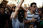 ALEPPO: August 3rd 2012:..In areas liberated by the Free Syrian Army, protestors took to Aleppo's streets to demonstrate against the Assad regime, following Friday prayers...Ayman Oghanna