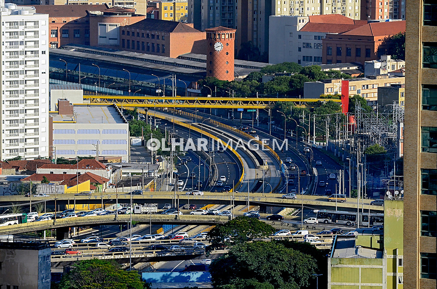 Avenida do Estado, baixada do Glicerio, Sao Paulo. 2019. Foto Juca Martins
