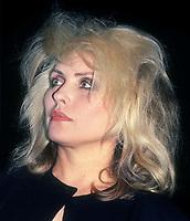 Debbie Harry 1988<br /> Photo By John Barrett/PHOTOlink