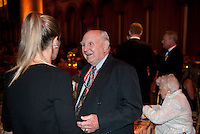 Walter Bahr. US Soccer held their Centennial Gala at the National Building Museum in Washington DC.