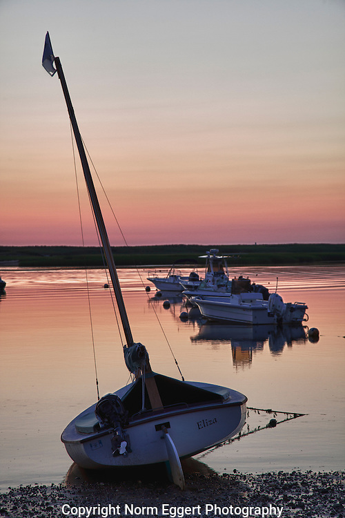 Pamet Harbor, Massachusetts