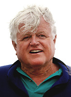 Ted Kennedy in Hyannisport, MA<br /> Photo By John Barrett/PHOTOlink.net / MediaPunch