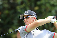 Brandon Stone (RSA) tees off the 14th tee during Thursday's Round 1 of the 2017 PGA Championship held at Quail Hollow Golf Club, Charlotte, North Carolina, USA. 10th August 2017.<br /> Picture: Eoin Clarke | Golffile<br /> <br /> <br /> All photos usage must carry mandatory copyright credit (&copy; Golffile | Eoin Clarke)