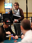 PS Team Pro John Duthie rails the high roller event.
