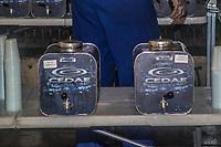 Rio de Janeiro (RJ), 21/02/20 CARNAVAL 2020 CEDAE abastece os folioes com um posto de abastecimento de agua  no sambodro, centro do Rio, nesta sexta-feira (21). (Foto: Ellan Lustosa/Codigo 19/Codigo 19)