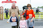 Enjoying  Ladies Day at Listowel Summer Race meeting on Sunday were Dermot, oral, Seamus, Sinead, Eilish and Jimmy Lyons, Listowel