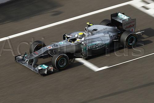 17 04 2011  Motorsports FIA Formula One World Championship 2011 Grand Prix of China 08 Nico Rosberg ger Mercedes GP Petronas F1 team