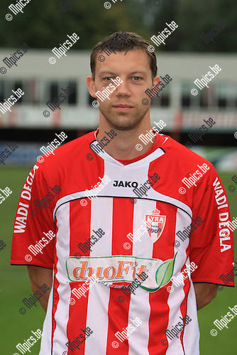2010-08-01 / Voetbal / seizoen 2010-2011 / Lyra / Werner Ooms..Foto: mpics