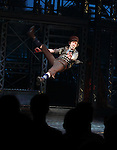 Ryan Breslin.during the 'NEWSIES' Opening Night Curtain Call at the Nederlander Theatre in New York on 3/29/2012