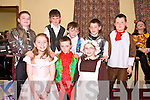 Beauty & the Beast: Pictured are members of West Limerick Stage Schools production of Beauty & the Beast, at The Tintean Theatre, Ballybunion, on Saturday night