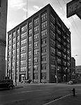 Pittsburgh PA:  Imperial Power Building on the North Side of Pittsburgh - 1936