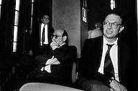 mani pulite 1992-1994, Milano, Palazzo di Giustizia, Gherardo Colombo, Italo Ghitti, pool, amgistrati,