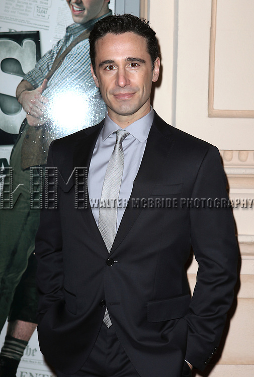 Christopher Gattelli.attending the Broadway Opening Night Performance of.'Newsies - The Musical' at the Nederlander Theatre in NewYork City on 3/29/2012 © Walter McBride / WM Photography