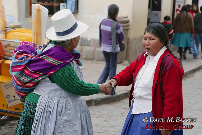 Street Scene Greeting