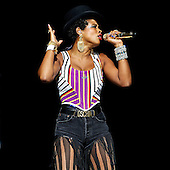 Sep 11, 2011: KELIS - Bestival Day Three - Isle of Wight UK