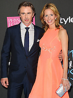 NEW YORK CITY, NY, USA - JUNE 02: Sam Trammell, Missy Yager at the New York Premiere Of 'The Fault In Our Stars' held at Ziegfeld Theatre on June 2, 2014 in New York City, New York, United States. (Photo by Jeffery Duran/Celebrity Monitor)