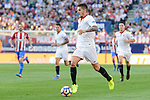 Sevilla's Stevan Jovetic during La Liga match between Atletico de Madrid and Sevilla CF at Vicente Calderon Stadium in Madrid, Spain. March 19, 2017. (ALTERPHOTOS/BorjaB.Hojas)