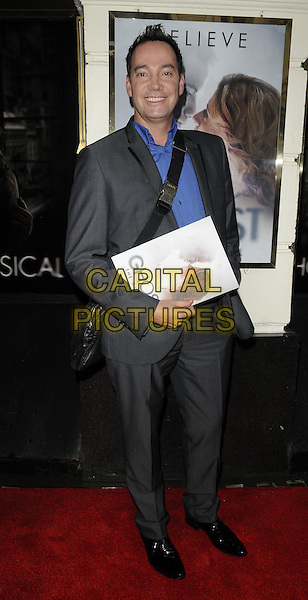 "CRAIG REVEL HORWOOD.""Ghost The Musical"" press night, Piccadilly Theatre, Denman St., London, England..July 19th, 2011.full length grey gray suit blue shirt.CAP/CAN.©Can Nguyen/Capital Pictures."