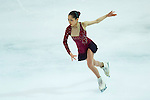 TAIPEI, TAIWAN - JANUARY 25:  Satoko Miyahara of Japan performs her routine at the Ladies Free Skating event during the Four Continents Figure Skating Championships on January 25, 2014 in Taipei, Taiwan.  Photo by Victor Fraile / Power Sport Images *** Local Caption *** Satoko Miyahara