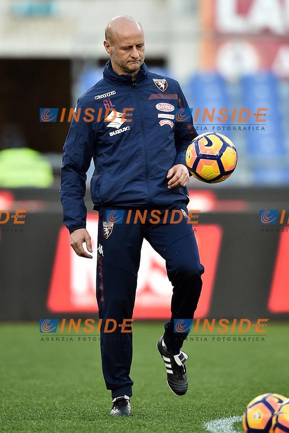 Attilio Lombardo Torino <br /> Roma 18-02-2017 Stadio Olimpico Football Calcio Serie A 2016/2017 <br /> AS Roma - Torino Foto Andrea Staccioli / Insidefoto