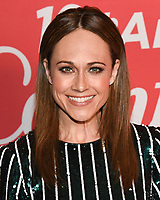 "20 November 2019 - Hollywood, California - Nikki Deloach. Hallmark Channel's 10th Anniversary Countdown to Christmas - ""Christmas Under the Stars"" Screening and Party. Photo Credit: Billy Bennight/AdMedia"