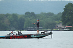 August 9, 2019: Scenery during the Forrest Wood Cup on Lake Hamilton in Hot Springs, Arkansas. ©Justin Manning/Eclipse Sportswire/CSM