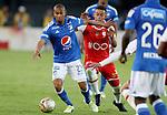 Millonarios venció 1-0 a Independiente Santa Fe, como local. Fecha 2 Liga Águila II-2016.