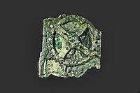 The Antikythera Mechanism (150 B.C.) in National Museum, Greece
