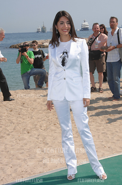 "Caterina Murino at the photocall for ""St. Trinian's"" at the 60th Annual International Film Festival de Cannes. .May 20, 2007  Cannes, France..© 2007 Paul Smith / Featureflash"