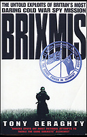 BNPS.co.uk (01202 558833)<br /> Pic: Spink/BNPS<br /> <br /> The incredible work of the BRIXMIS team behind the Iron Curtain was told in this book by Tony Geraghty.<br /> <br /> The remarkable story of an undercover soldier who completed a daring James Bond-style mission behind the Iron Curtain can be told after his gallantry medals emerged for sale.<br /> <br /> Sergeant Anthony Haw was part of a three-man team that broke into an East German gunnery range to obtain invaluable intelligence on a new range of Soviet tanks at the height of the Cold War. <br /> <br /> Under the cover of darkness the brave trio simply picked the lock of a gate to access the hangar with the aim of securing any physical evidence of the T-64 tank to take away with them.<br /> <br /> Sgt Haw had already received the Queen's Gallantry Medal for his six tours of Northern Ireland in the 1970s with the Green Howards when he became an SAS trained plain clothes operative.