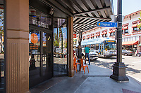 Blaze Pizza on S. Glassell Street and Chapman Ave at Plaza Square in Old Towne Orange