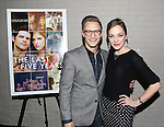 'The Last Five Years' - Arrivals