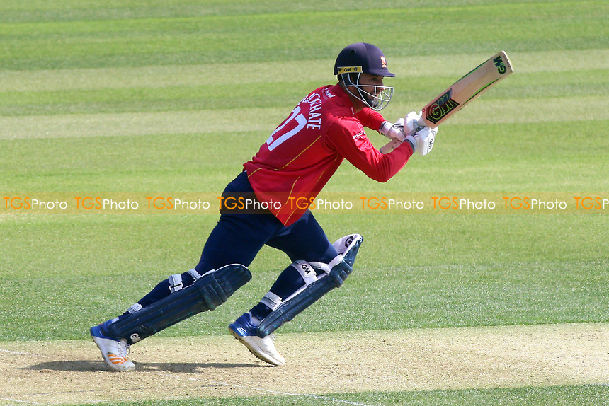 Ryan ten Doeschate in batting action for Essex during Essex Eagles vs Sussex Sharks, Royal London One-Day Cup Cricket at The Cloudfm County Ground on 10th May 2017