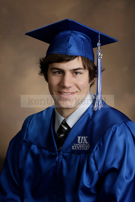 Greco, Jared photographed during the Feb/Mar, 2013, Grad Salute in Lexington, Ky.