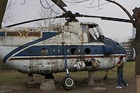 An aviation military museum in Chengdu, China..21 Mar 2008