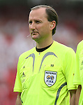 15 June 2006: Fourth Official Kevin Stott (USA). England defeated Trinidad and Tobago 2-0 at the Frankenstadion in Nuremberg, Germany in match 19, a Group B first round game, of the 2006 FIFA World Cup.